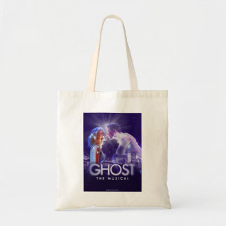 幽霊-音楽的なロゴ トートバッグ