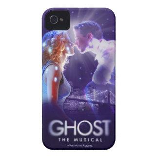 幽霊-音楽的なロゴ Case-Mate iPhone 4 ケース