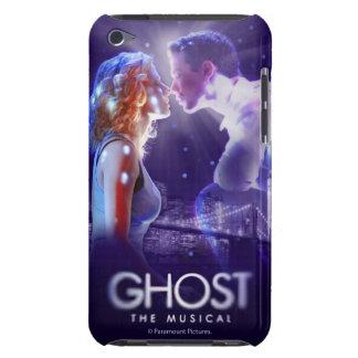 幽霊-音楽的なロゴ Case-Mate iPod TOUCH ケース