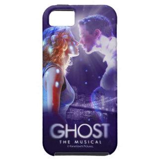 幽霊-音楽的なロゴ iPhone SE/5/5s ケース