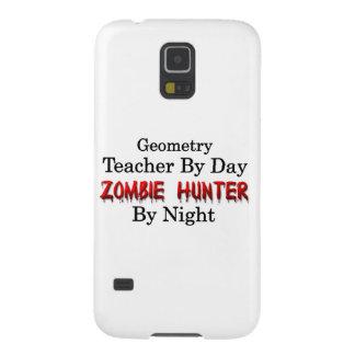 幾何学先生かゾンビのハンター GALAXY S5 ケース
