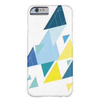 幾何学的なスタイル BARELY THERE iPhone 6 ケース