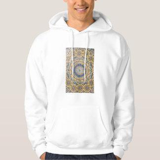 幾何学的なタイルパターン、モロッコ パーカ