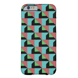 幾何学的なパターン BARELY THERE iPhone 6 ケース