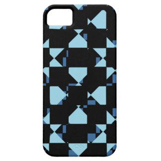 幾何学的なパターン iPhone SE/5/5s ケース