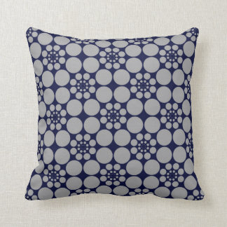幾何学的なファッションの枕 クッション