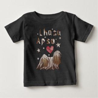 幾何学的なラサApso ベビーTシャツ