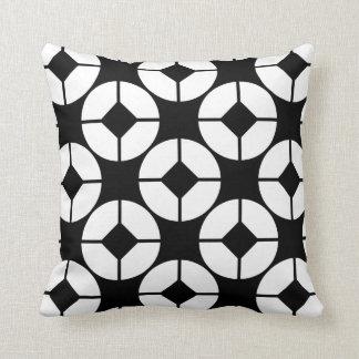 幾何学的な家のファッション2012年 クッション