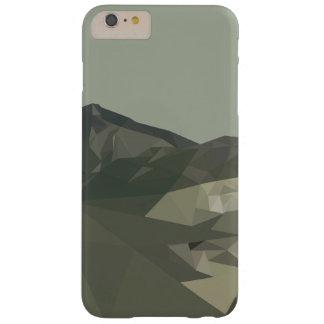 幾何学的な山 BARELY THERE iPhone 6 PLUS ケース