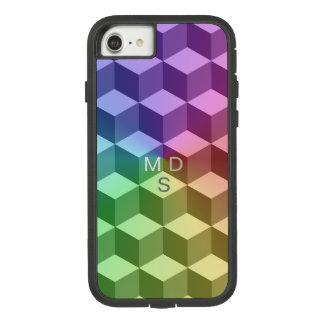 幾何学的な等大の虹 Case-Mate TOUGH EXTREME iPhone 8/7ケース
