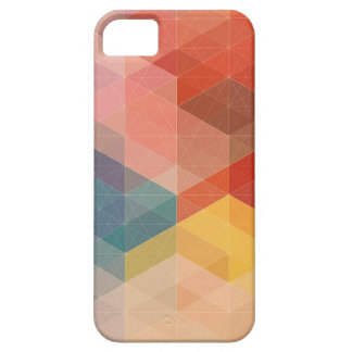 幾何学的な色のiPhone 5の場合の™ iPhone SE/5/5s ケース
