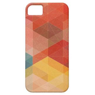 幾何学的な虹のiPhoneの場合 iPhone SE/5/5s ケース