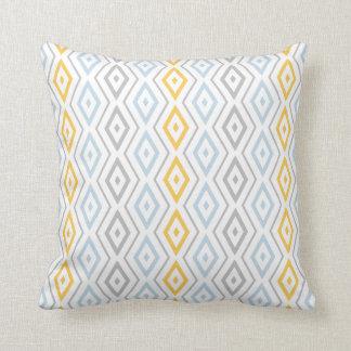 幾何学的な装飾用クッションのスカンジナビアのパステル クッション