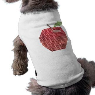 幾何学的なAppleペット衣類 ペット服