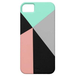 幾何学的なiPhone 5の場合 iPhone SE/5/5s ケース