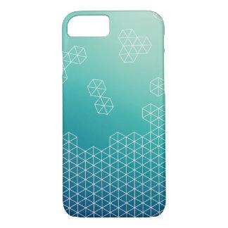 幾何学的 iPhone 8/7ケース