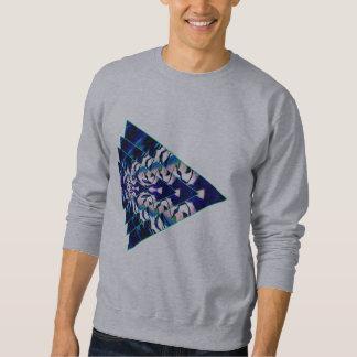 幾何学 スウェットシャツ