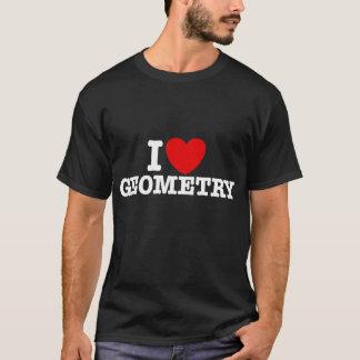 幾何学 Tシャツ