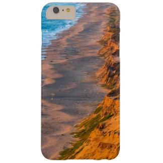 幾日はライト殴打をポイントのサンディの海岸持続させます iPhone 6 PLUS ベアリーゼアケース