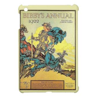 広告するヴィンテージBibbyの一年生植物1922年 iPad Miniケース