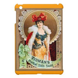広告するヴィンテージTidmansの草の皮の石鹸 iPad Mini Case