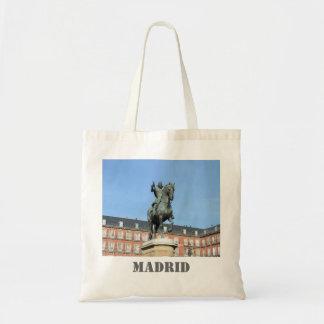 広場の市長、マドリードのバッグ トートバッグ