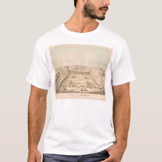 広場、ポーツマススクエア、S.F. (1335A) Tシャツ
