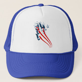 広範で古い栄光の帽子 キャップ