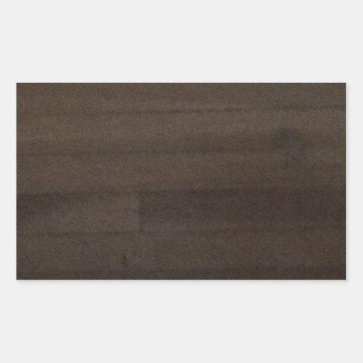 床 長方形シール・ステッカー