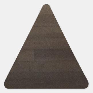 床 三角形シールステッカー