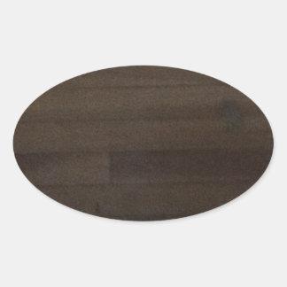 床 卵型シール