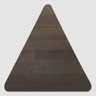 床 三角形シール