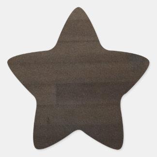 床 星形シールステッカー