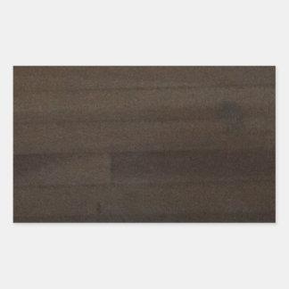 床 長方形シール