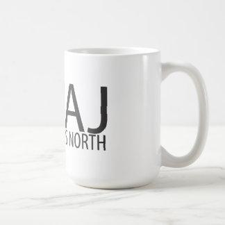 度北KWAJ 9 コーヒーマグカップ