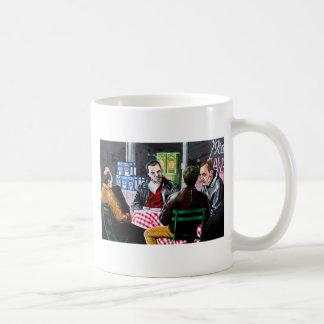 """""""座"""" コーヒーマグカップ"""