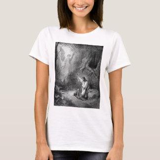 庭のキリスト Tシャツ