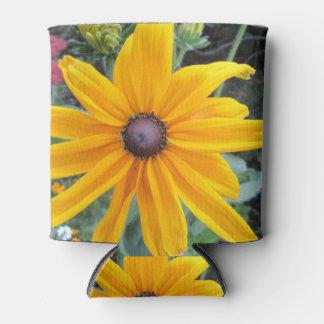 庭のデイジーの花 缶クーラー