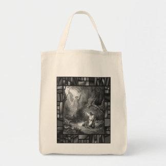 庭のトートバックのヴィンテージの芸術のイエス・キリストの苦悶 トートバッグ