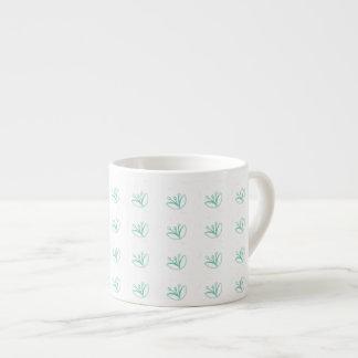庭のマグのエスプレッソ エスプレッソカップ