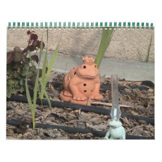 庭の友人 カレンダー