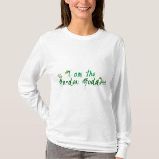 庭の女神 Tシャツ