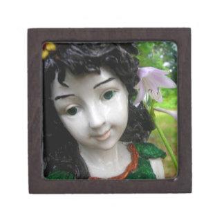 庭の妖精のギフト用の箱 ギフトボックス