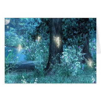 庭の妖精カード カード