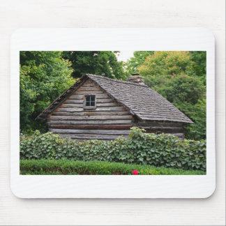 庭の小屋 マウスパッド