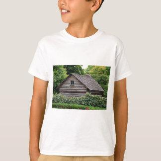 庭の小屋 Tシャツ
