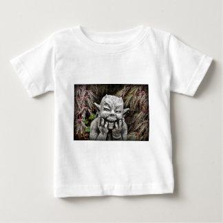 庭の悪魔 ベビーTシャツ