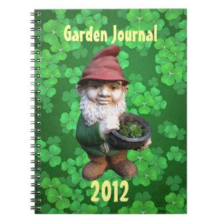 庭の格言 ノートブック