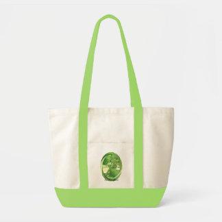 庭の精神のバッグ トートバッグ