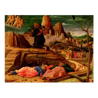庭の苦悶、c.1460 ポストカード